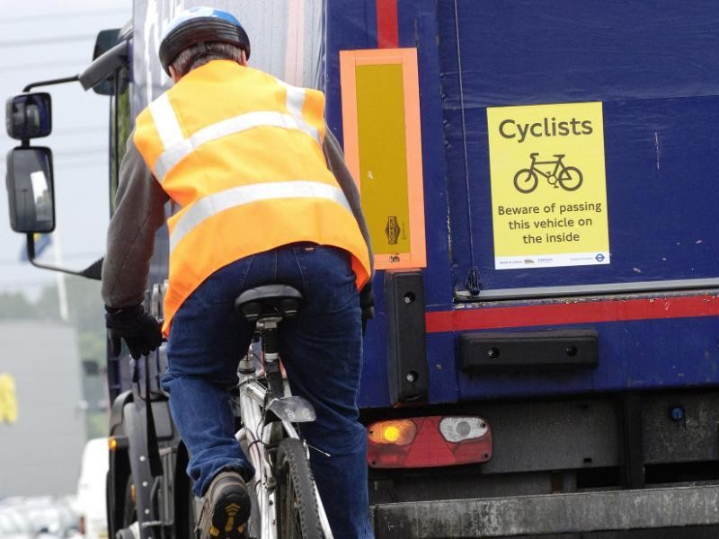 Lambeth Council have led the way in providing comprehensive cycle safety training for lorry drivers