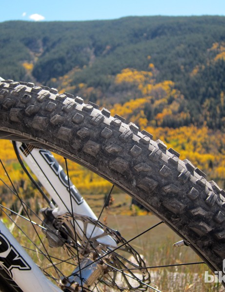 Specialized's resurrected Ground Control tire is an impressively versatile tread with very good grip in most conditions, a surprisingly fast roll and good wear characteristics