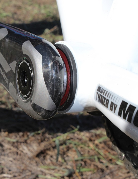 A Truvativ GXP PressFit bottom bracket