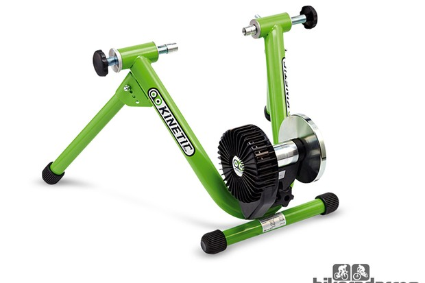 Kinetic Magnetic turbo trainer