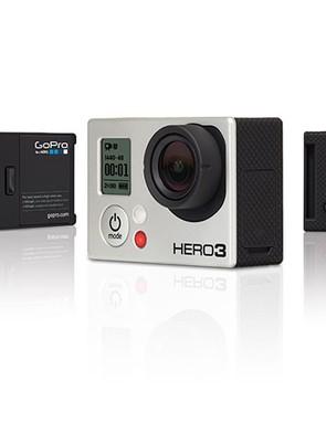The GoPro HERO3 action camera