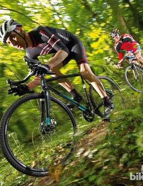 The Kinesis is a cyclocross aggressor