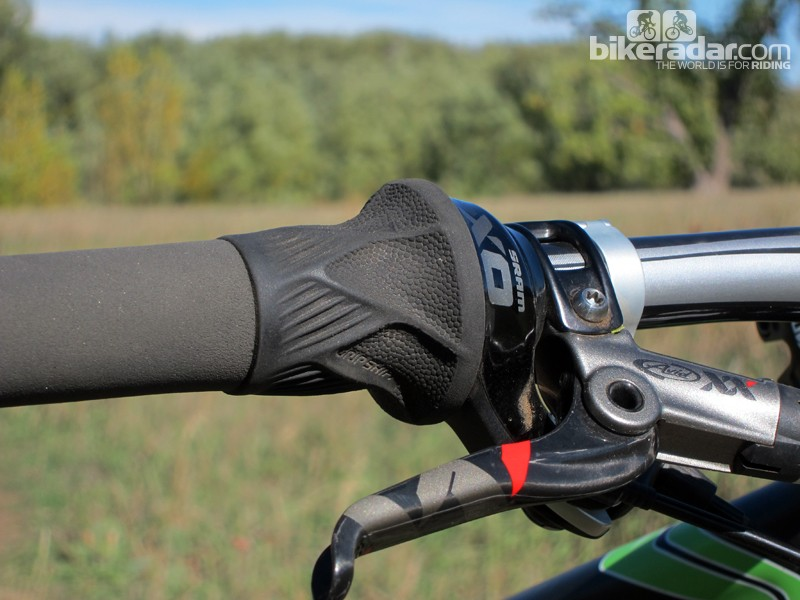 SRAM's resurrected Grip Shift twist shifters are better than ever but they're also much more expensive