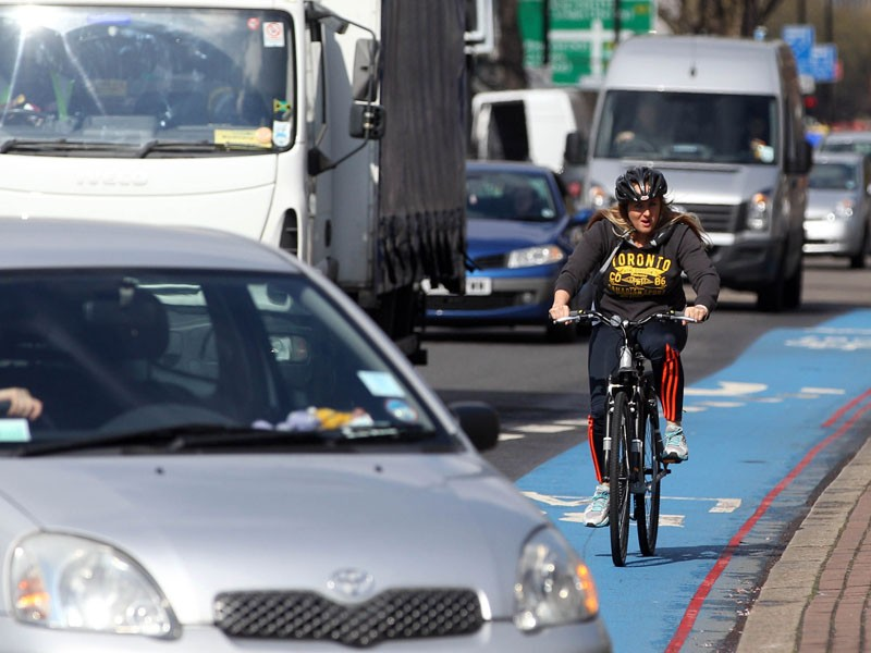 Will London junctions be redesigned to be safer for cyclists?