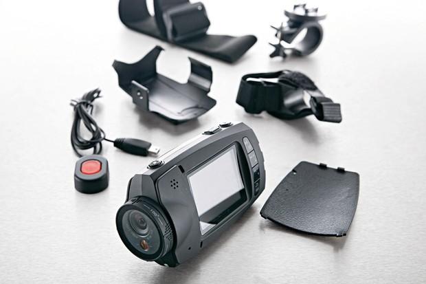 DogCam HD96 Extreme helmet camera
