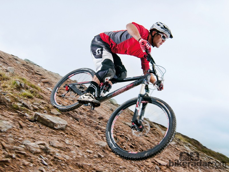 The Last Herb 160 is designed for downhill fun