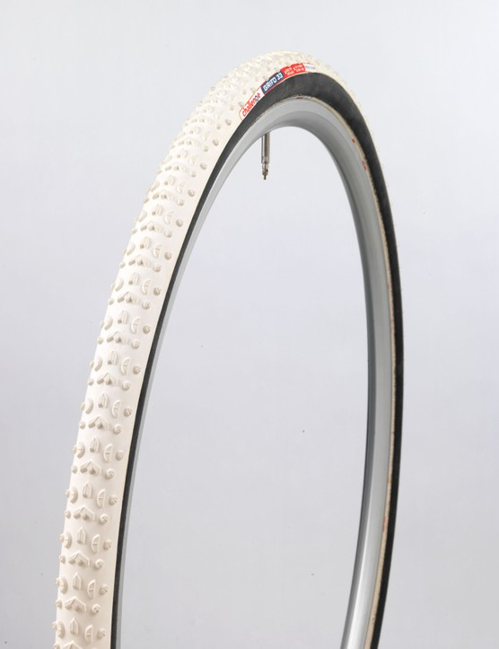The currently available Challenge Grifo handmade tubular also comes in white