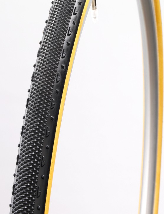 The currently available Challenge Grifo XS handmade tubular