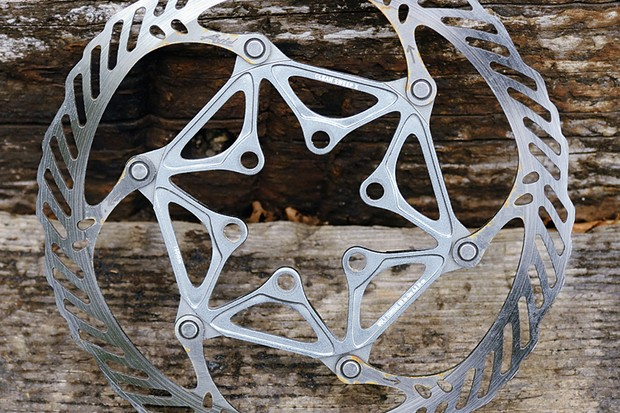 Avid Clean Sweep HSX two-piece rotors