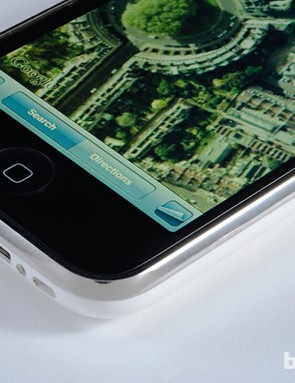 iOS, Apple's operating system, opens up a wealth of mapping and route features for iPhone owners