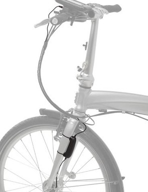 A ReeCharge dynamo kit from BioLogic allows charging on the go if you have a hub dynamo