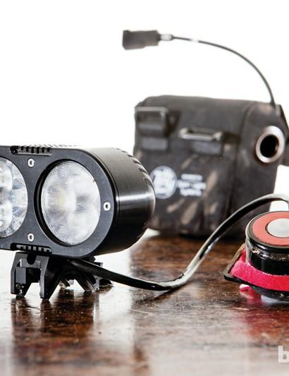 MyTinySun Pro 3600 front light