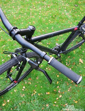 A standard 26in riser bar is suitable for general city use or trail fun