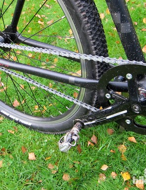 A 39T chainring is a better match for commuters or those riding flat trails