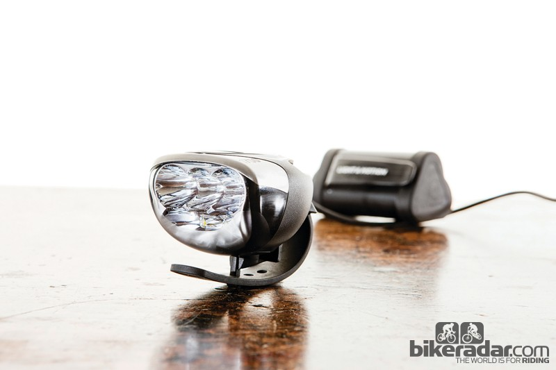 Light & Motion Seca 1700 Race front light