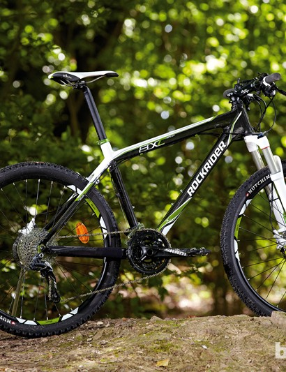 B'Twin Rockrider 8XC Replica