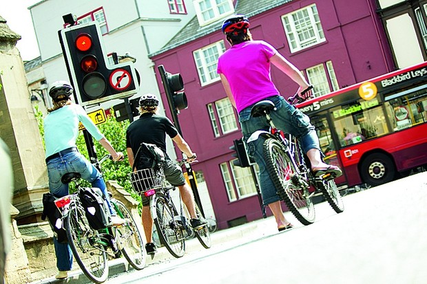 Businesscycle hopes to boost safety and numbers among cycling commuters in the UK capital