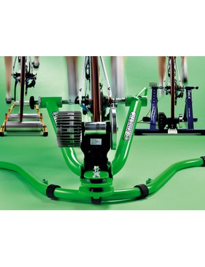 Keep your fitness up with some indoor pedalling