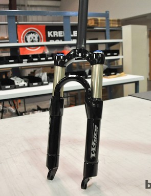 Gaining popularity with LIttle Shredder bikes, the RC80 fork was originally built for the recumbent market