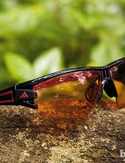 Adidas Evil Eye Half Rim glasses