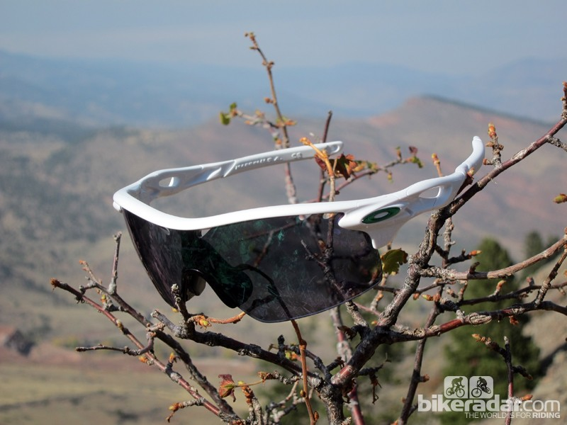 Oakley pegs its RadarLock XL glasses as a bigger lensed alternative to the standard RadarLock – virtually everyone can benefit from the expanded field of view