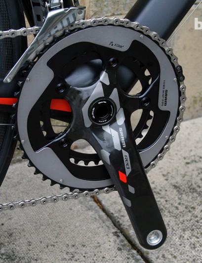 Starley Bikes JKS-AR1 - SRAM Red Chainset