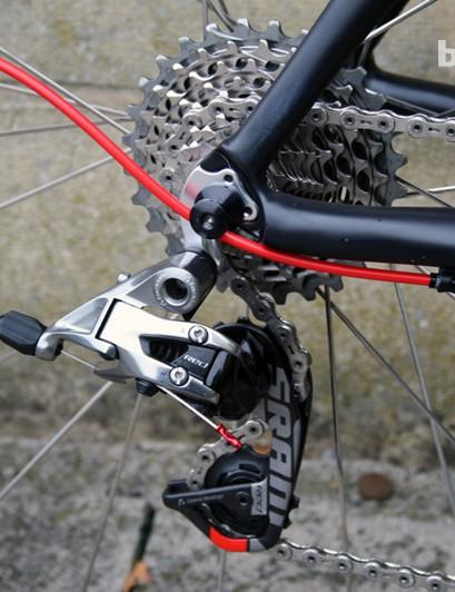 Starley Bikes JKS-AR1 - SRAM Red derailleur