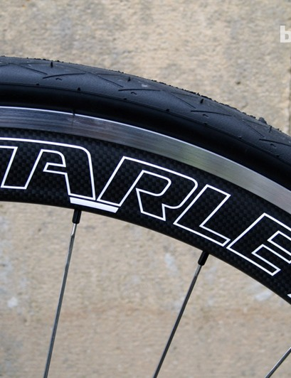 Starley Bikes own brand wheels, sourced from the far east