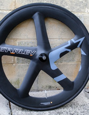 Starley Bikes five spoke