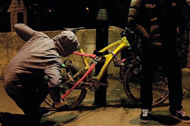 Has your bike been nicked in Lonon?