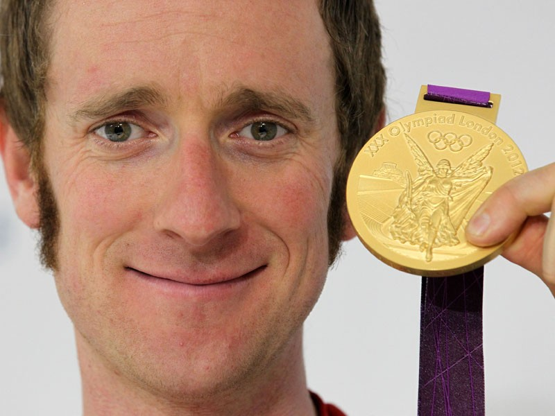 Bradley Wiggins was awarded the Velo d'Or following a stellar year where he won the Tour de France and an Olympic gold medal