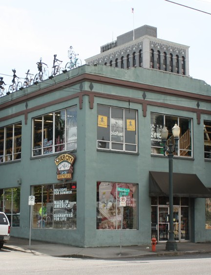 River City Bicycles is a Portland institution