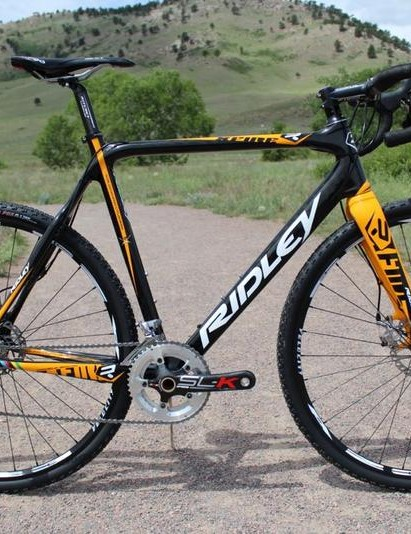 The Ridley X-Fire Disc Ultegra has sold out at River City