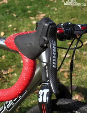 SRAM's Rival group is an excellent choice for privateer 'cross racers