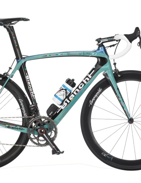 The Oltre XR Gimondi 70 will sell for €13,490 (£10,820/$17,450)