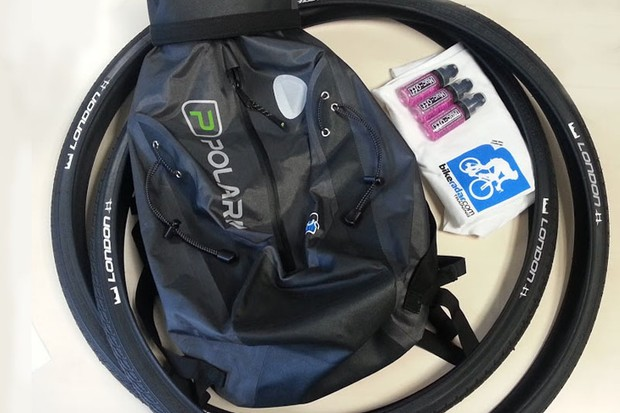 Main prize for October Commuter Challenge