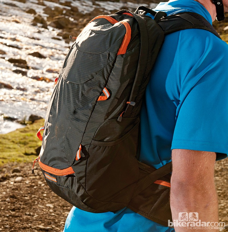 The North Face Litho 18 backpack