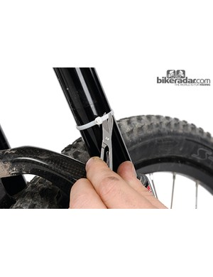 Some simple steps can mean you're well on your way to getting your bike through the winter