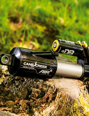 Cane Creek Double Barrel Air shock