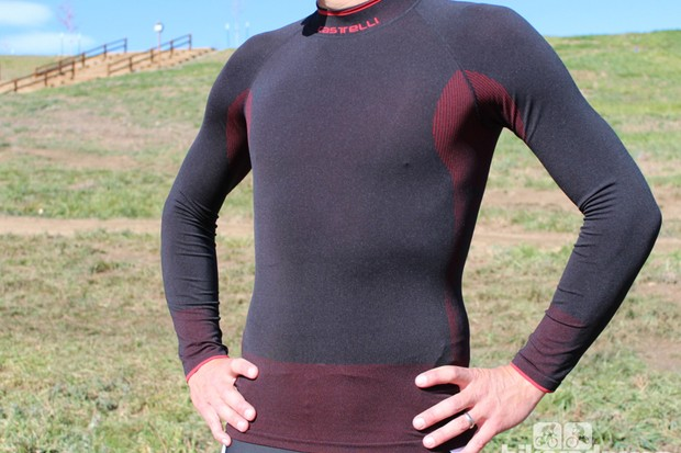 Castelli Iride Seamless LS base layer