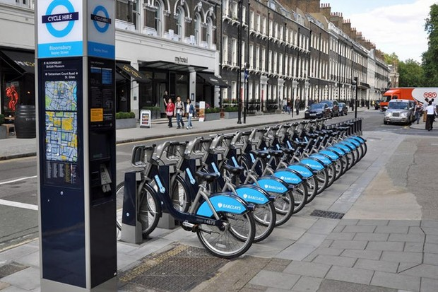 """Boris Bikes"" are about to become a whole lot more expensive to hire"