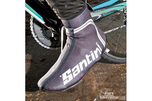 Santini Air overshoes