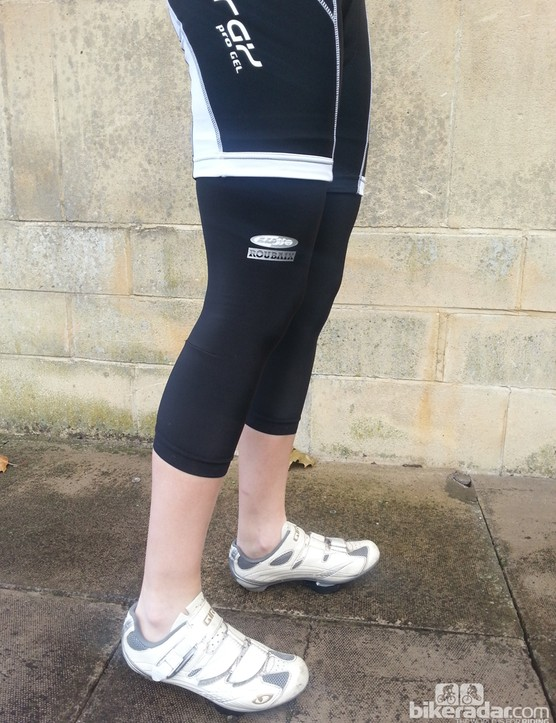 Lusso Super Roubaix knee warmers