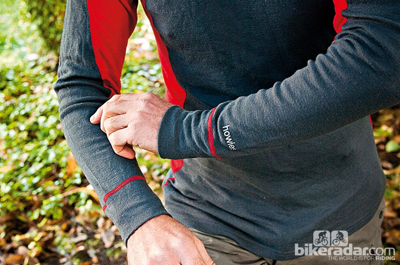 Howies NBL Light Merino base layer