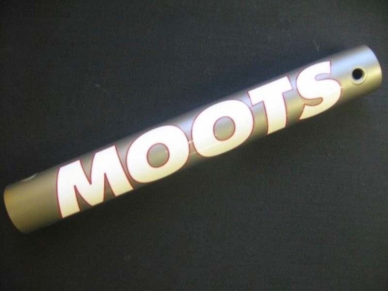 Moots' Ti Stick rings the bell for Bicycle Colorado