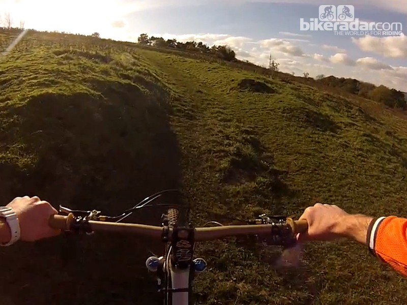 First rides with the HERO3 Silver have yielded promising results
