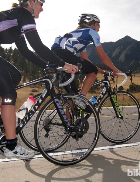 We tested the new Liv/giant Avail Advanced SL 1 for two days on familiar terrain in Boulder, Colorado
