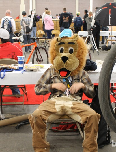 Hank Matheson, owner of Bicycle Fabrications