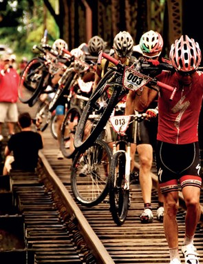 La Ruta de los Conquistadores, a mountain bike stage race in Costa Rica, is notoriously challenging