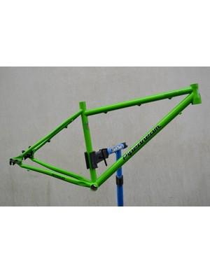 The Pipedream Skookum frame